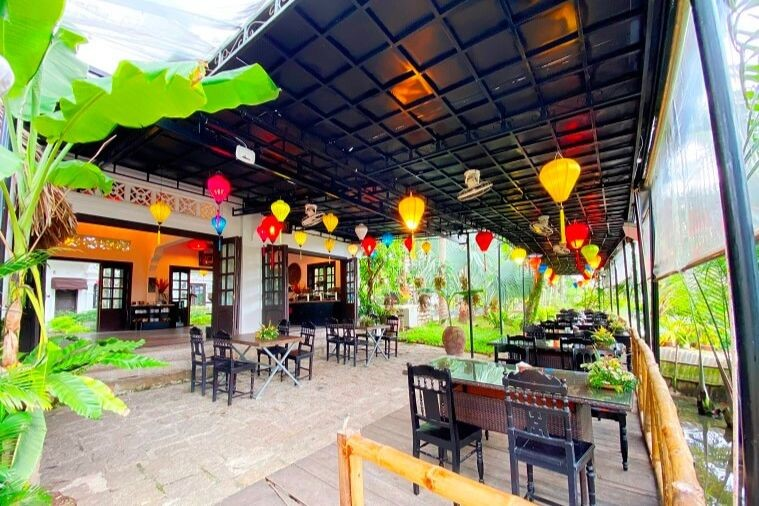 Khách Sạn Muca Hội An Riverside Boutique Resort & Spa
