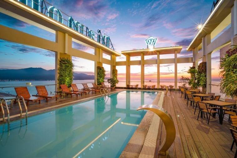 Khách Sạn Diamond Sea Đà Nẵng