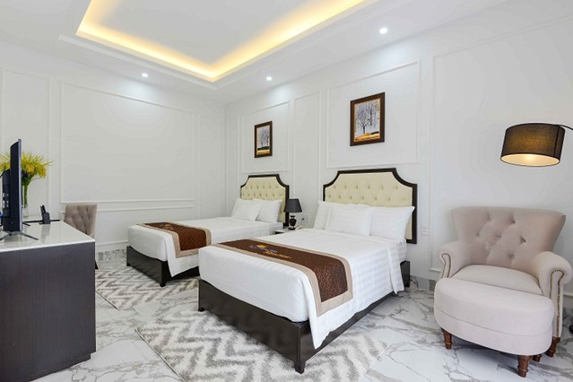 Seaside Suite Villa 2 bedroom