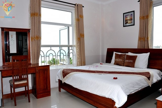 Phòng VIP Seaview Double or Twin