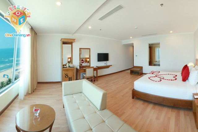 Phòng Ocean Suite Double
