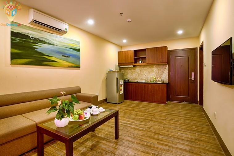 Phòng Căn Hộ One-bedroom