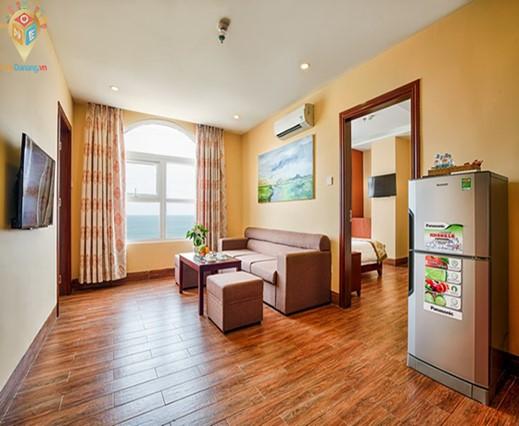 Phòng Căn Hộ Two-bedroom