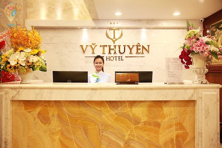 Khách sạn Vỹ Thuyên Đà Nẵng