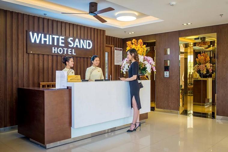 Khách sạn White Sand Boutique Đà Nẵng