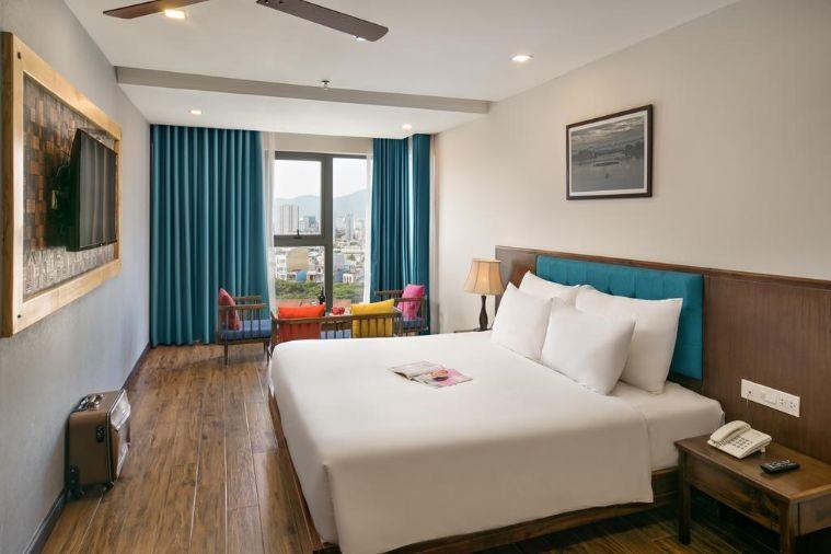 Khách Sạn White Sand Hotel & Apartment Đà Nẵng