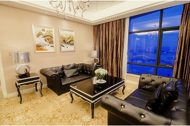 2 Bedrooms Presidental Apartment