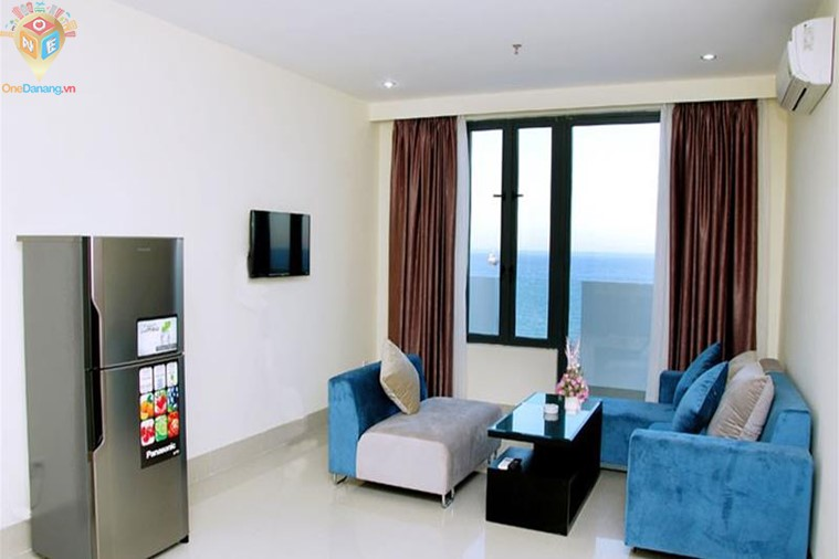 Seafront Apartment 1 bed