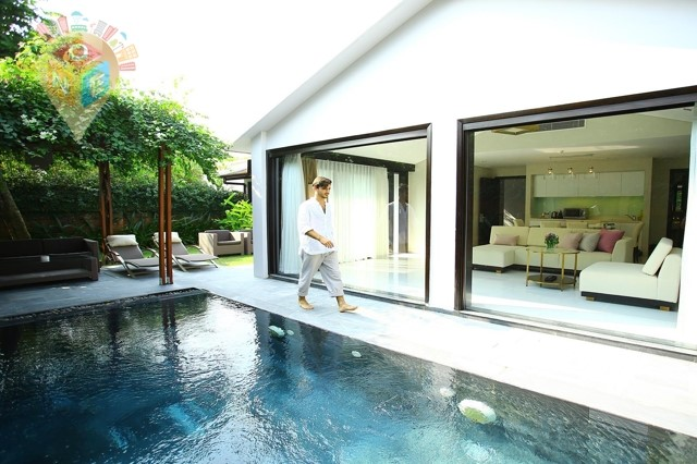 2-Bedroom Spa Villa