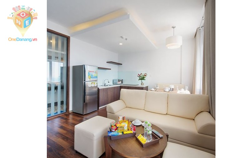 Golden Suite - Sea View