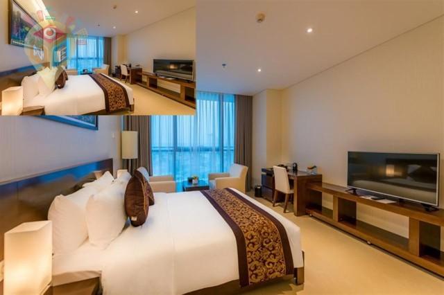Phòng Superior Hướng phố giường Queen