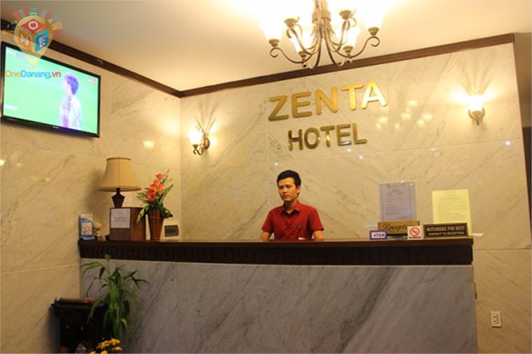 Khách sạn Zenta