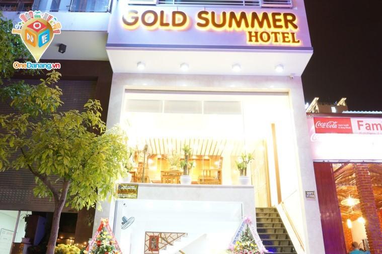Khách sạn GoldSummer Đà Nẵng