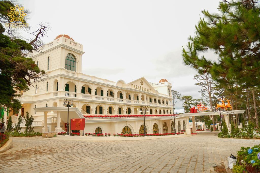 Khách sạn Dalat Palace Heritage Đà Lạt