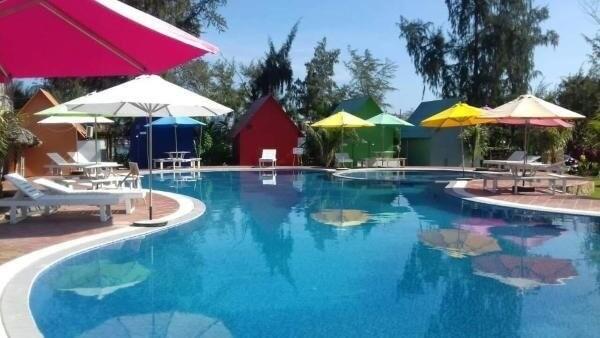 Sunset Beach Lagi Resort Bình Thuận