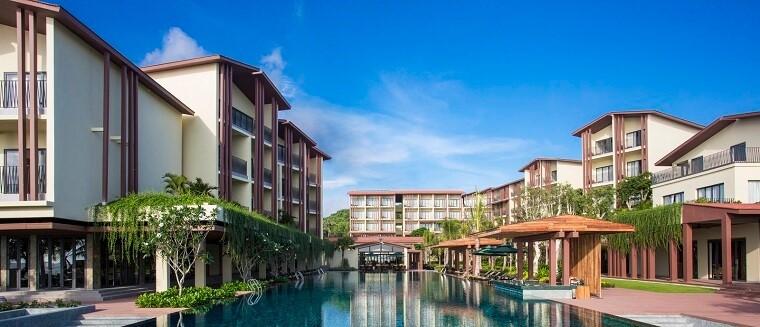 Khách Sạn Dusit Princess Moonrise Beach Resort Phú Quốc