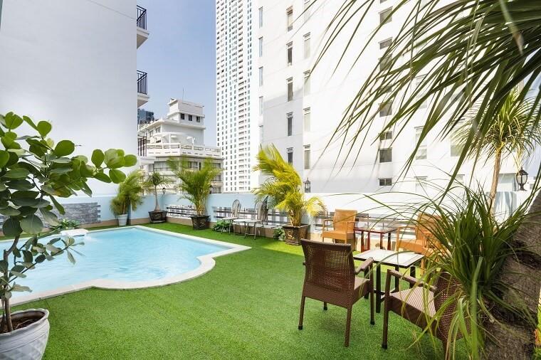 Khách sạn Sunshine Nha Trang