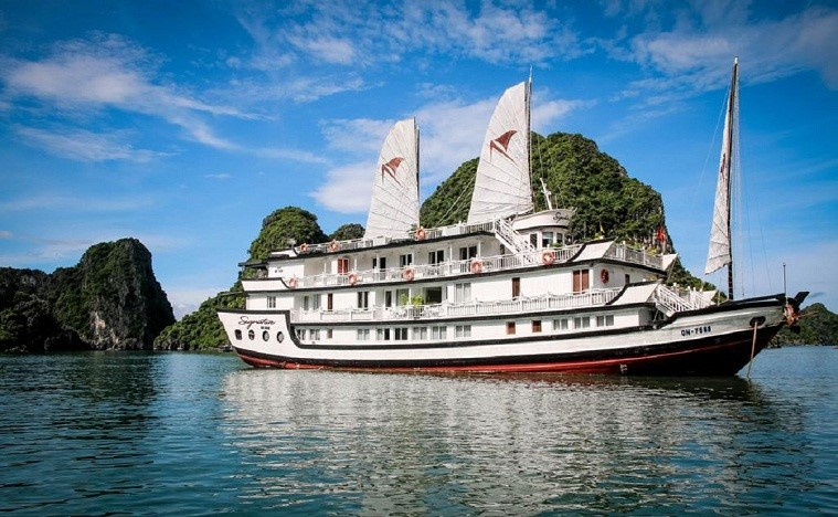 Signature Ha Long Cruise