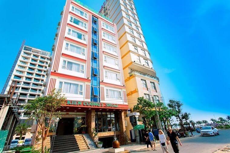 Khách sạn Kiên Cường 1 Đà Nẵng