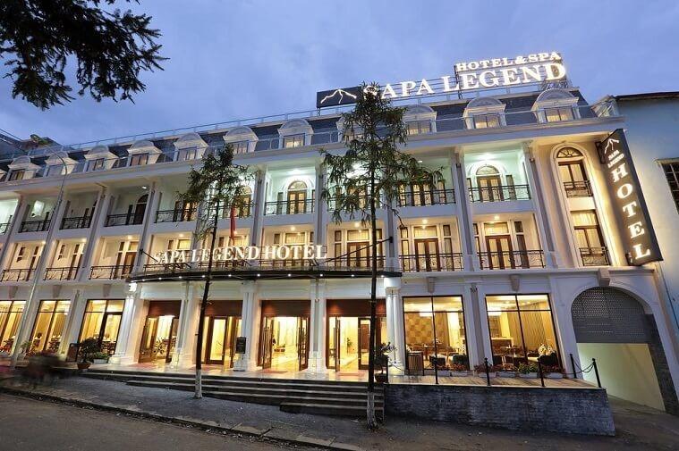 Khách sạn Legend Sapa