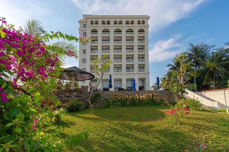 Khách Sạn Praha Phú Quốc