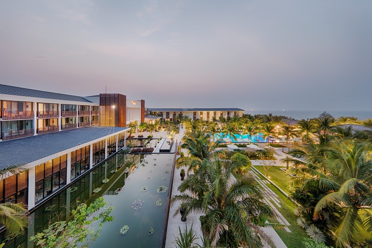 Sunrise Premium Resort and Spa Hội An