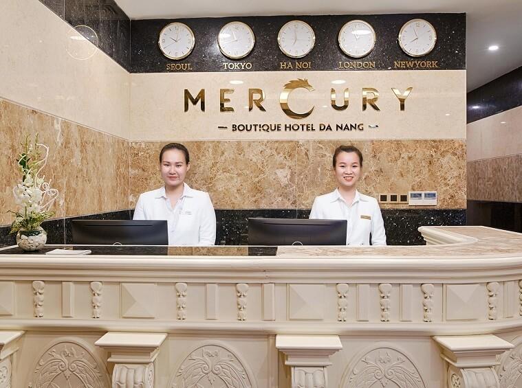 Khách sạn Mercury Đà Nẵng