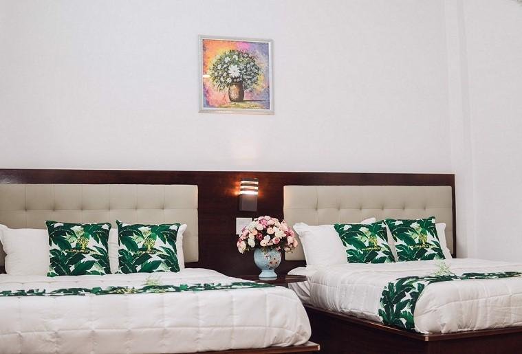 Khách sạn Flora Quy Nhơn
