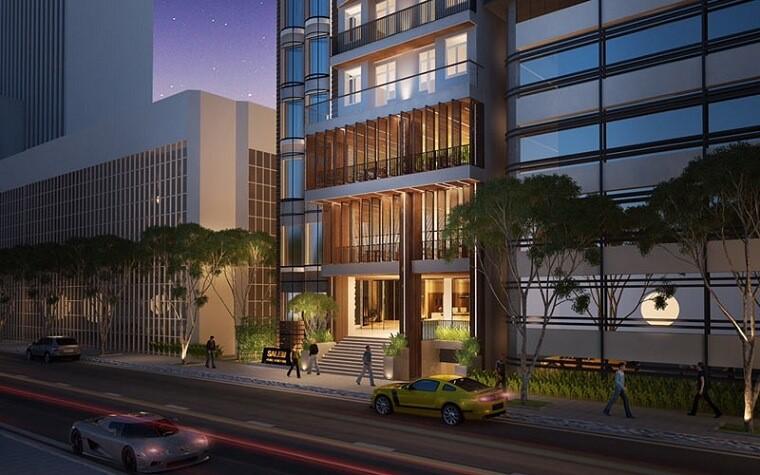 Khách sạn Salem Reiverside Đà Nẵng