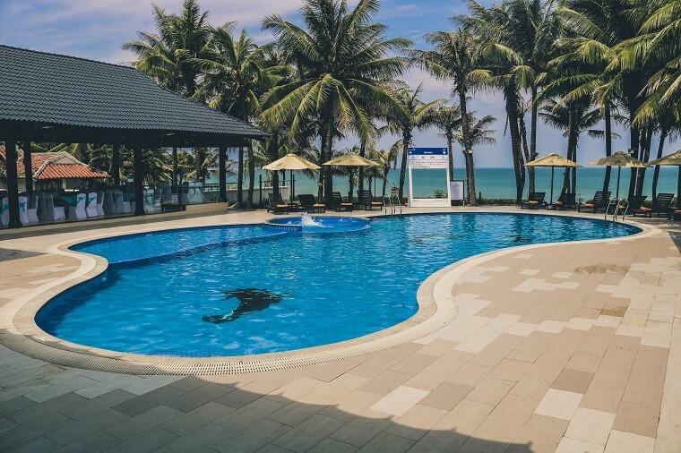 Khách Sạn TTC Resort Premium Kê Gà Phan Thiết