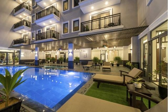 Khách sạn Eco Lux Riverside Hotel & Spa Hội An