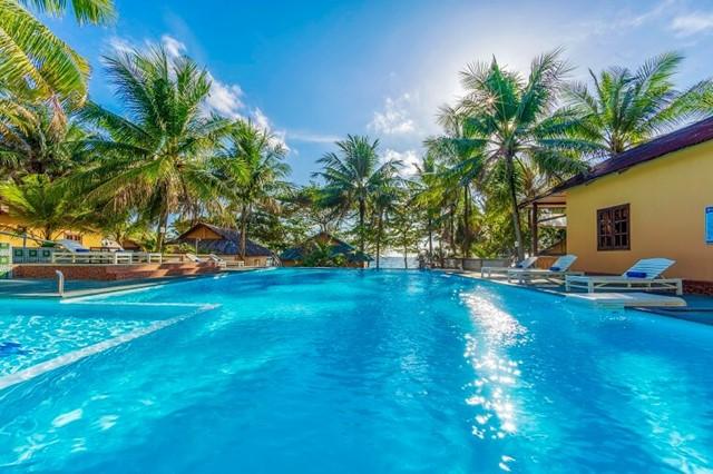 Khách Sạn Sea Star Resort Phú Quốc