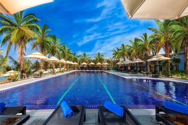 Khách Sạn Amarin Resort Phú Quốc