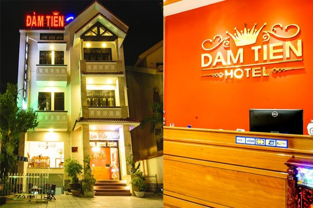 Khách sạn Đàm Tiên Đà Nẵng