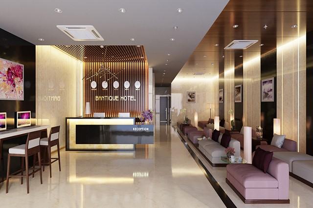 Khách sạn Bantique Đà Nẵng
