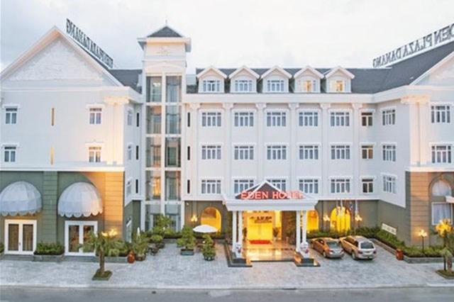 Khách sạn Eden Plaza Danang