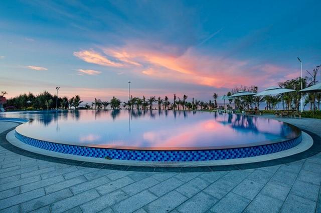 Khách Sạn Sao Mai Beach Resort Phú Yên