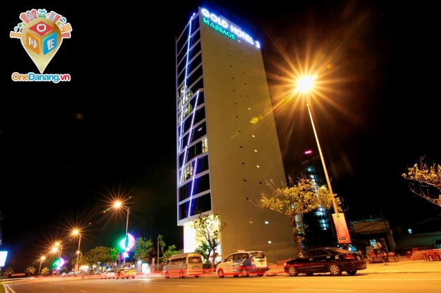 Khách sạn Gold 3 Đà Nẵng