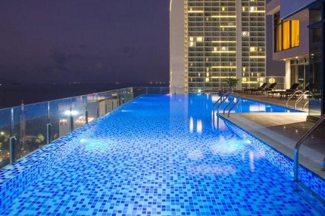 Green Beach Hotel Nha Trang