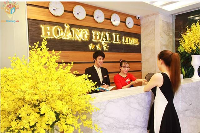 Khách sạn Hoàng Đại II