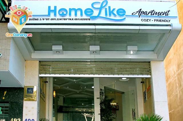 Căn hộ khách sạn HomeLike