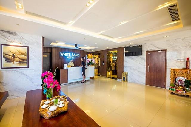 Khách sạn White Sand Boutique