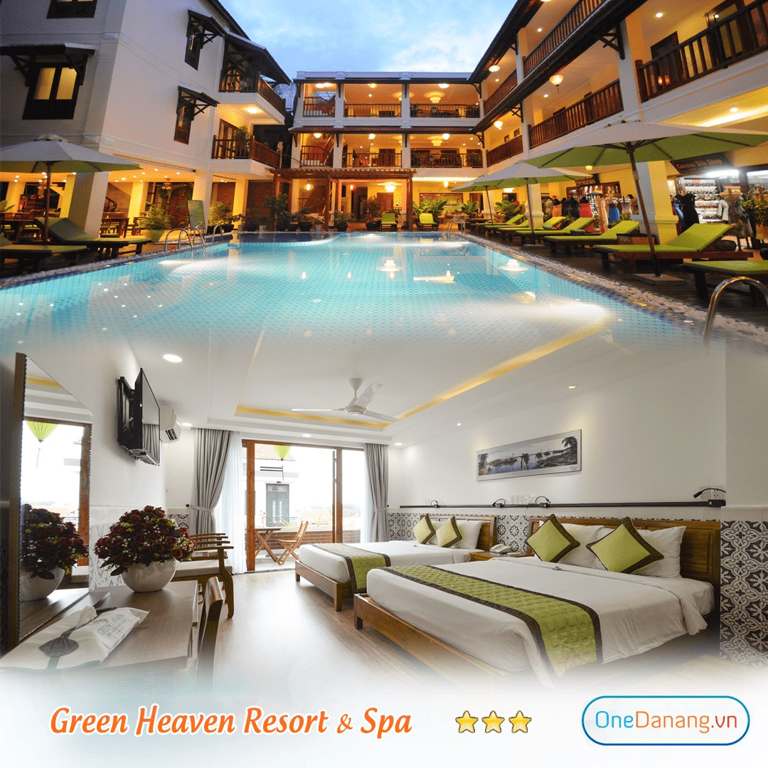 Green Heaven Resort & Spa Hội An