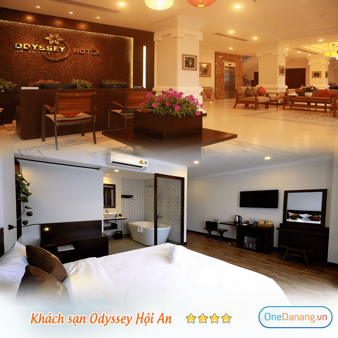 Khách sạn Odyssey Hội An