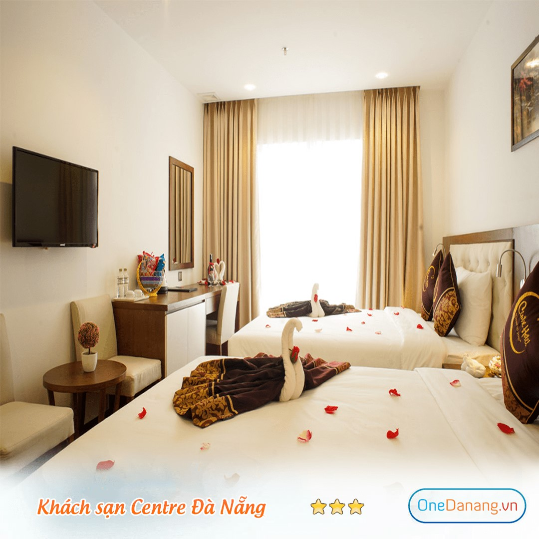 Khách sạn Centre Đà Nẵng