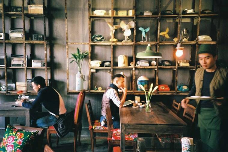 Cộng Cafe - Bạch Đằng