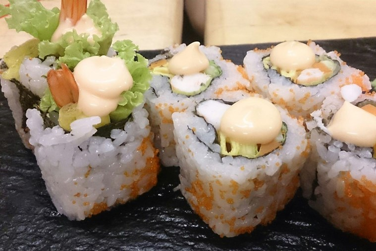 Oggy Sushi - Dimsum