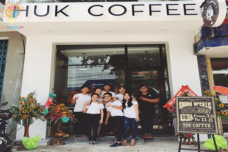 Huk Coffee