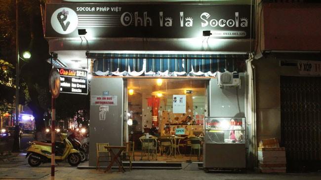 Ohh la la Socola - Đà Nẵng