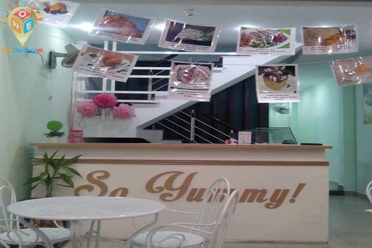 So Yummy - Kem Tuyết & Pizza